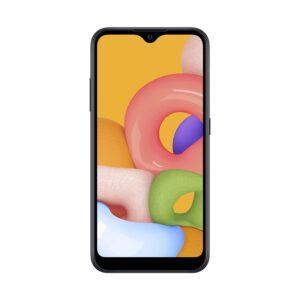 گوشی موبایل سامسونگ مدل Galaxy A01 دو سیم کارت ظرفیت 16/2 گیگابایت