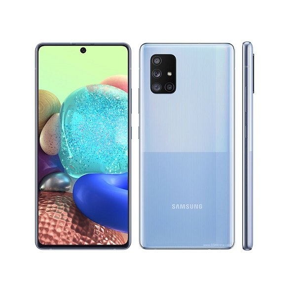 گوشی موبایل سامسونگ مدل Galaxy A71 SM-A715F/DS دوسیمکارت با ظرفیت 128 گیگابایت همراه با رم 6 گیگابایت
