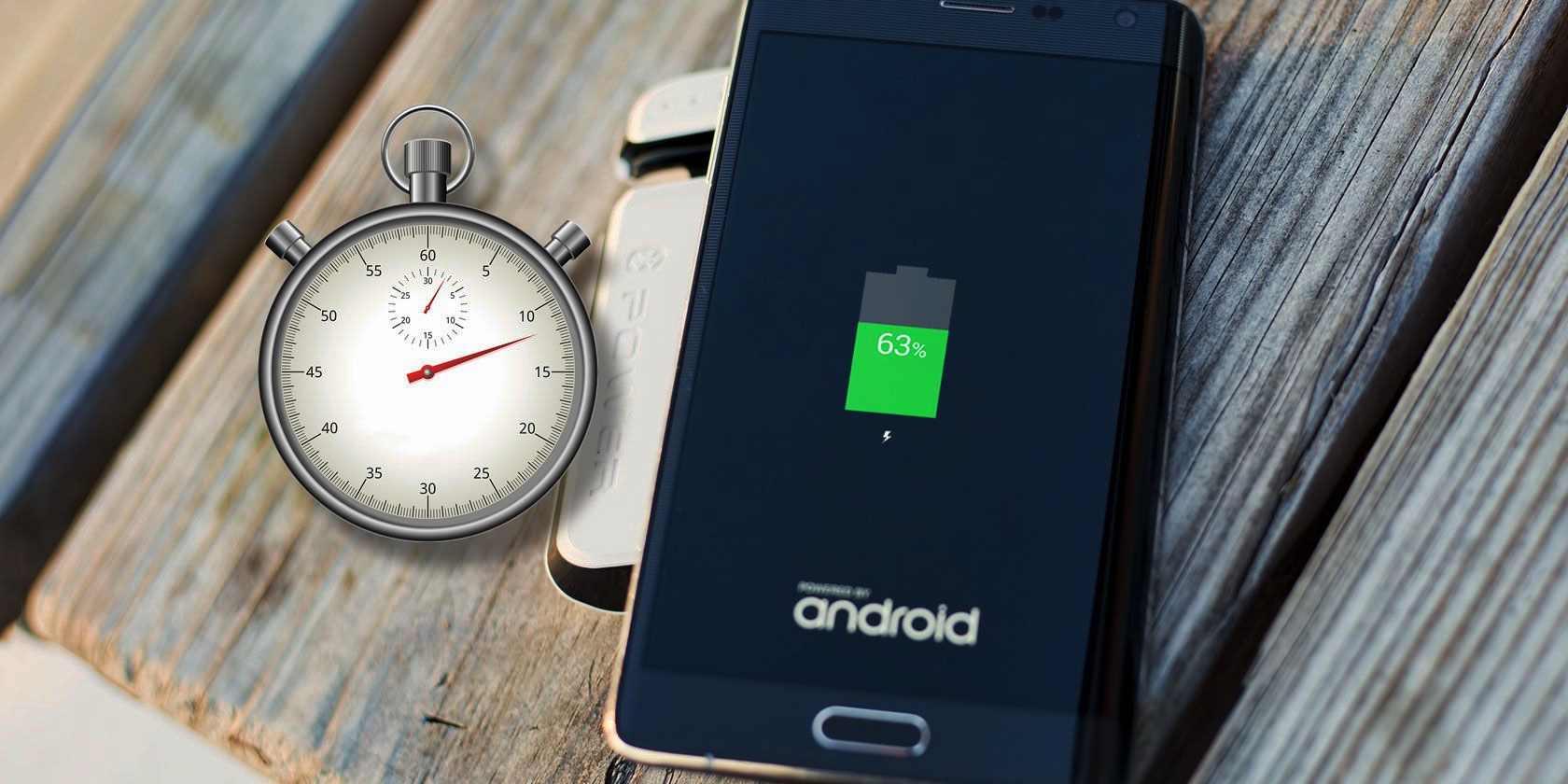 عکس برای کاهش مصرف باتری گوشی
