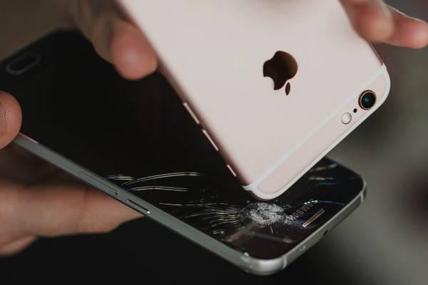 Ceramic Shield iPhone