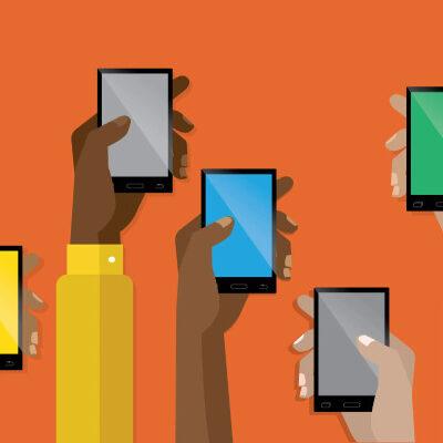 تاثیر تلفن همراه بر جامعه