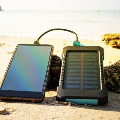 شارژر خورشیدی گوشی