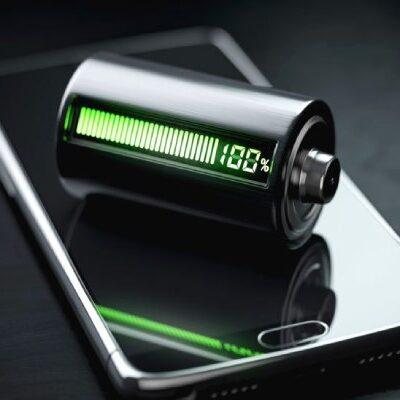 تکنولوژی باتری گوشی