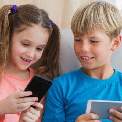 بهترین تلفن همراه برای کودکان